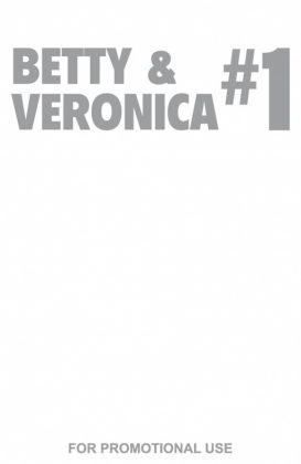 Betty Veronica Portada en blanco