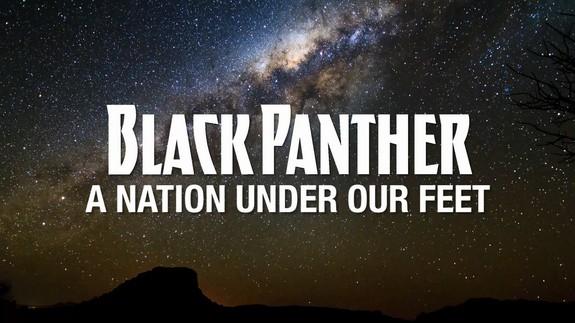 Black Panther A Nation Under Our Feet Pantera Negra