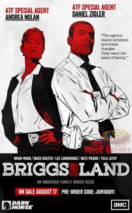 Briggs Land Imagen promocional