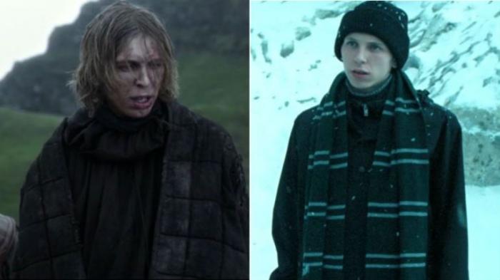Bronson Webb - Juego de Tronos + Harry Potter