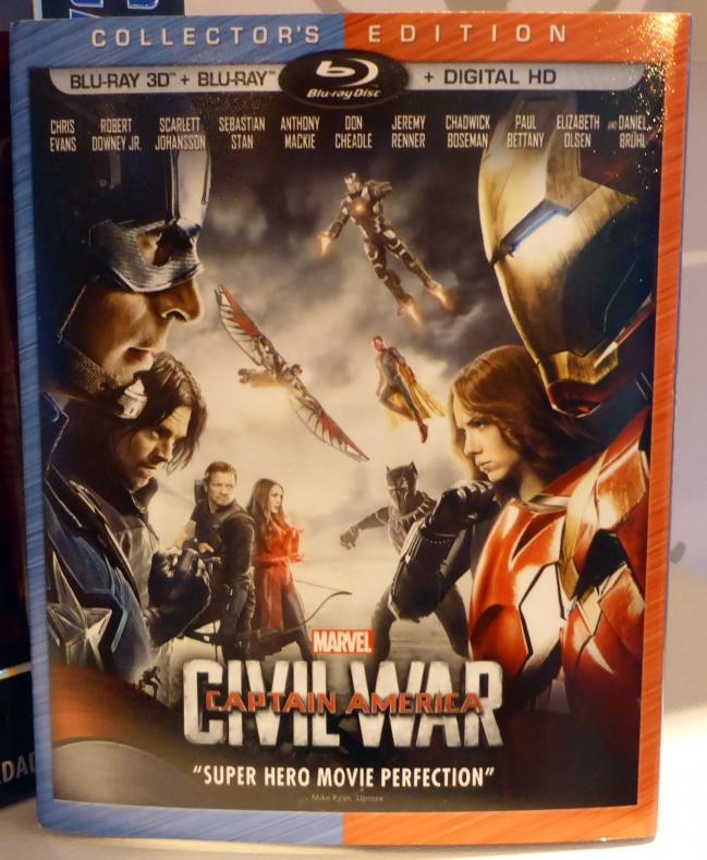 Capitán América Civil War Edición Especial