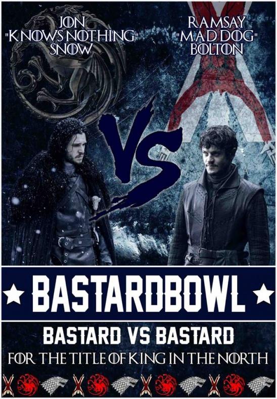 Batalla de los bastardos