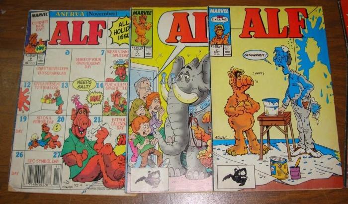 Comics-de-Alf