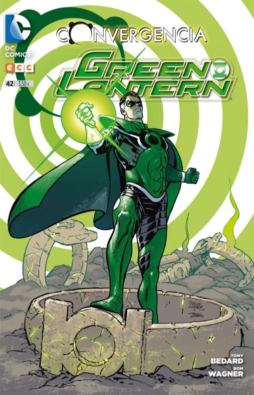 Convergencia Green Lantern