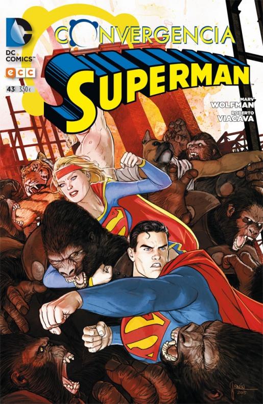 Convergencia Superman