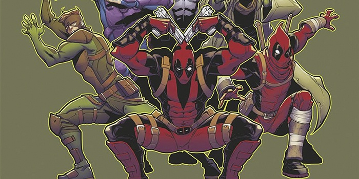 Deadpool and the Mercs for Money Destacada