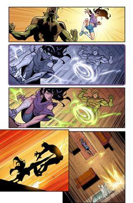Deadpool and the Mercs for Money Página interior (4)