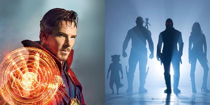Doctor Strange Guardianes de la Galaxia Vol 2 Destacada