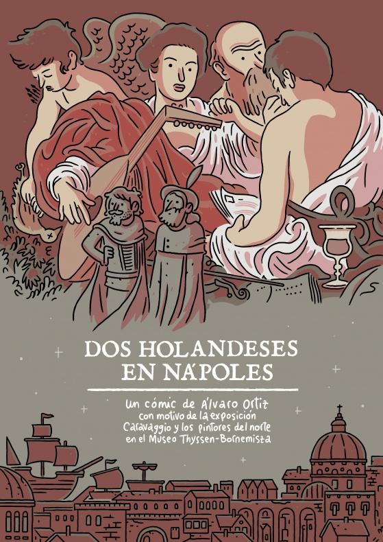 Dos holandeses en Nápoles Álvaro Ortiz