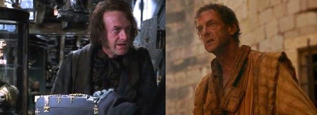 Edward Tudor-Pole - Juego de Tronos + Harry Potter