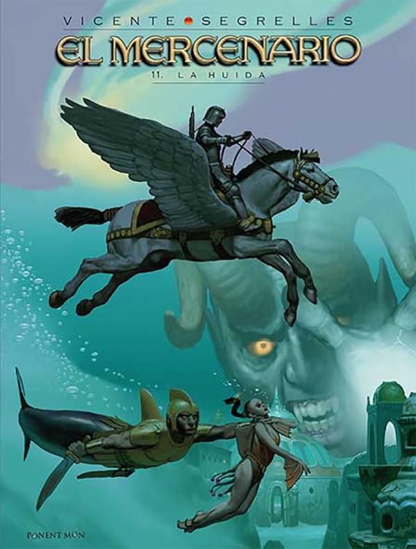 El mercenario, volumen 11
