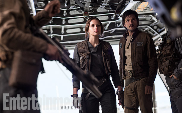 Entertainment Weekly Rogue One Una Historia de Star Wars (10)