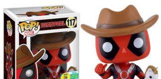 Funko Deadpool Cowboy