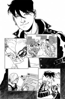 Generation Zero Página interior (2)