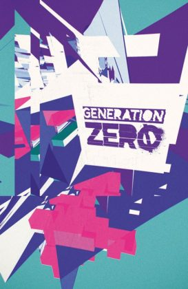 Generation Zero Portada alternativa de Tom Muller