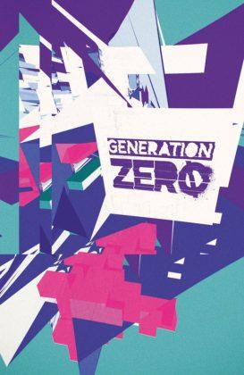Generation Zero Portada alternativa de Tom Muller