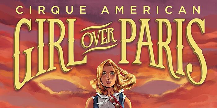 Girl Over Paris Destacada