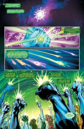 Green Lanterns Página interior (1)