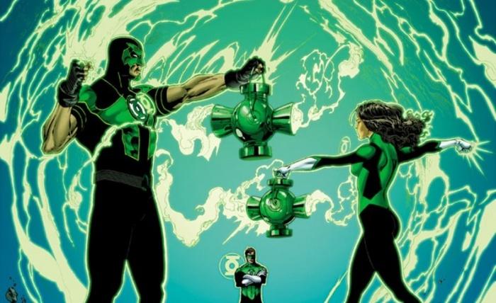 Green Lanterns Rebirth DESTACADA