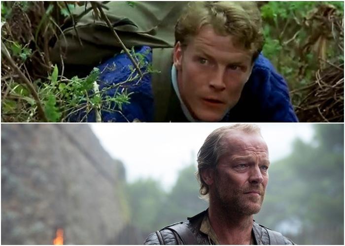 Iain Glen Ser Jorah Mormont