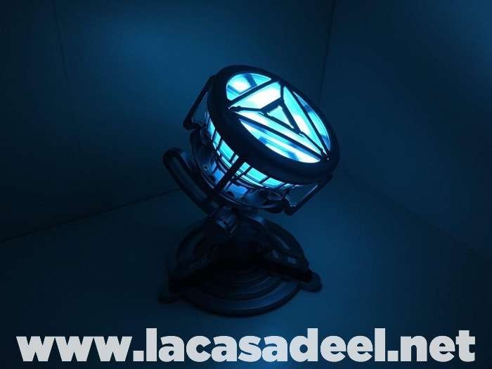 Iron Man Arc Reactor Replica Gearbest
