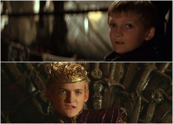 Jack Gleeson Joffrey Baratheon