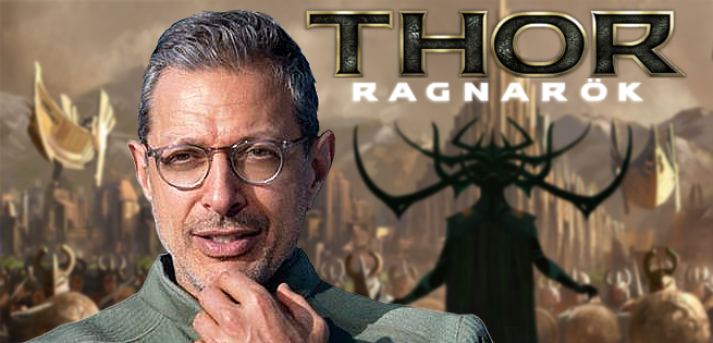 Jeff Goldblum Thor Ragnarok