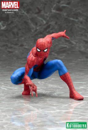 Kotobukiya Amazing Spiderman (1)