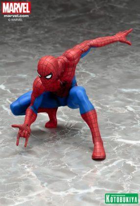Kotobukiya Amazing Spiderman (2)
