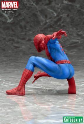 Kotobukiya Amazing Spiderman (3)