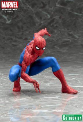 Kotobukiya Amazing Spiderman (4)