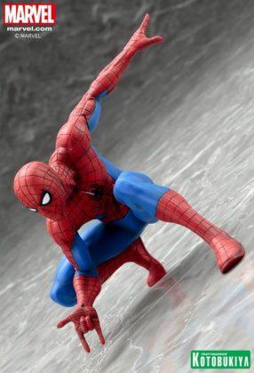 Kotobukiya Amazing Spiderman (5)