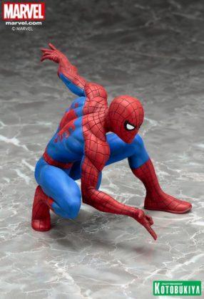 Kotobukiya Amazing Spiderman (6)