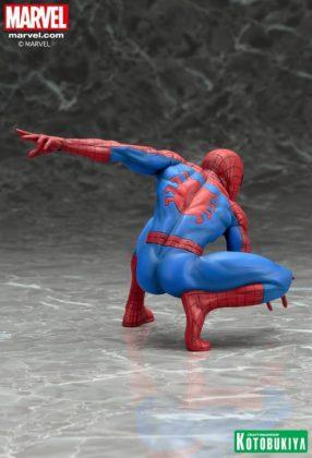 Kotobukiya Amazing Spiderman (7)