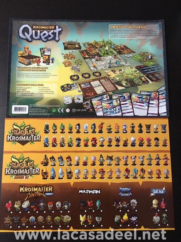Krosmaster Quest 7