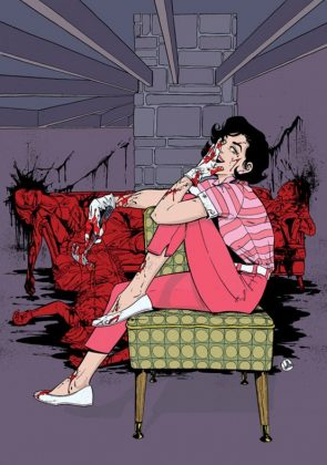 Lady Killer 2 Portada de Joelle Jones