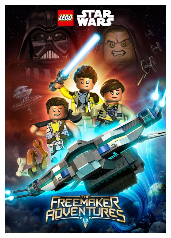 Lego Star Wars The Freemaker adventures 2