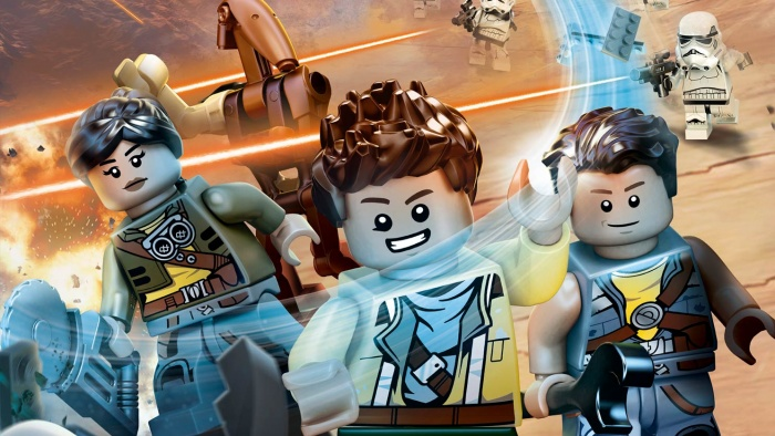 Lego Star Wars The Freemaker adventures 5