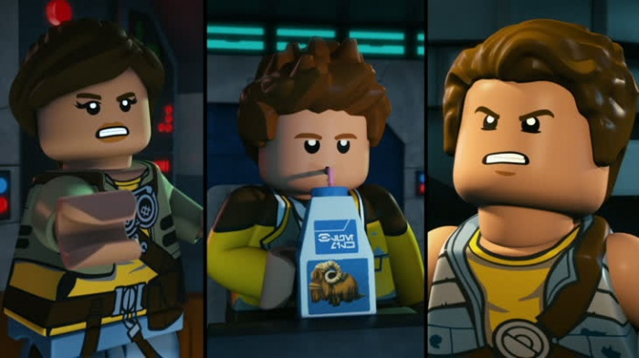 Lego Star Wars The Freemaker adventures 7