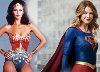 Lynda Carter Wonder Woman Supergirl