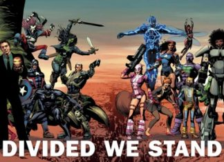 Marvel NOW! Divided we stand