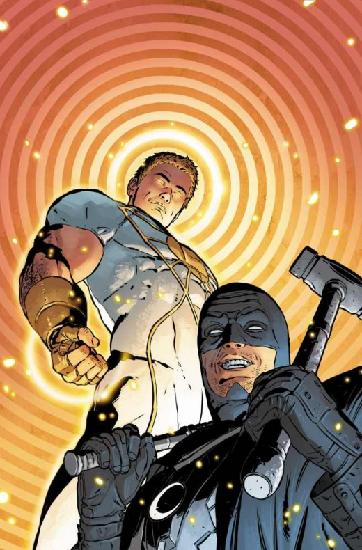 Midnighter y Apollo - destacada