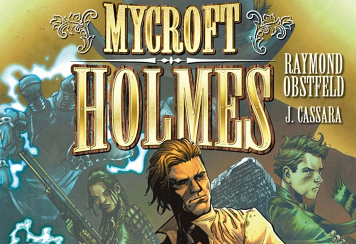 Mycroft Holmes The Apocalypse Handbook Destacada
