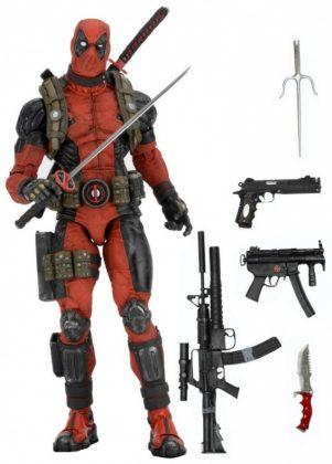 NECA Toys Deadpool (5)