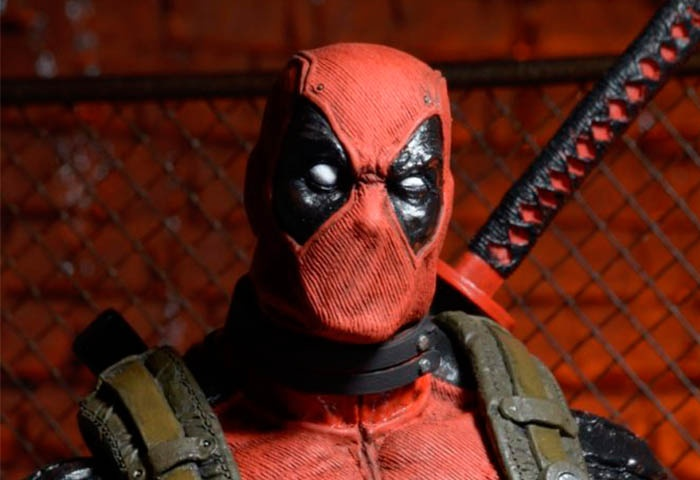 NECA Toys Deadpool Destacada