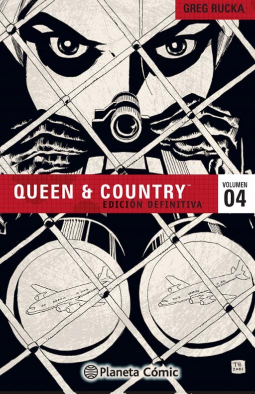 Queen Country 4