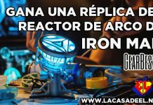 Reactor Arco Iron Man Gearbest