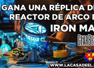 Reactor Arco Iron Man Gearbest