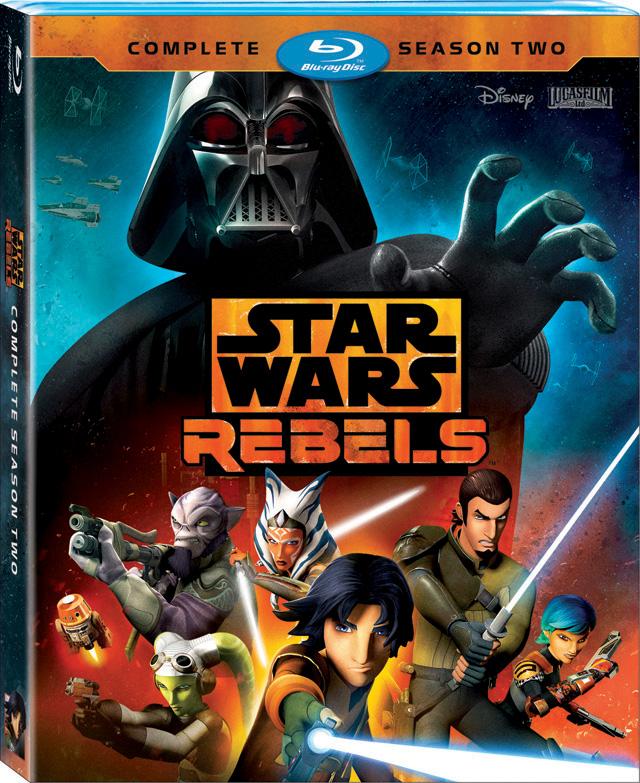 Rebels Blu-ray