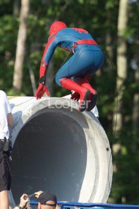 Rodaje Spider-Man Homecoming (10)